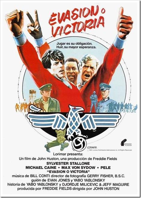 Evasión o victoria, 1981