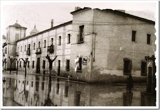 Hosteria del Estudiante, 1947