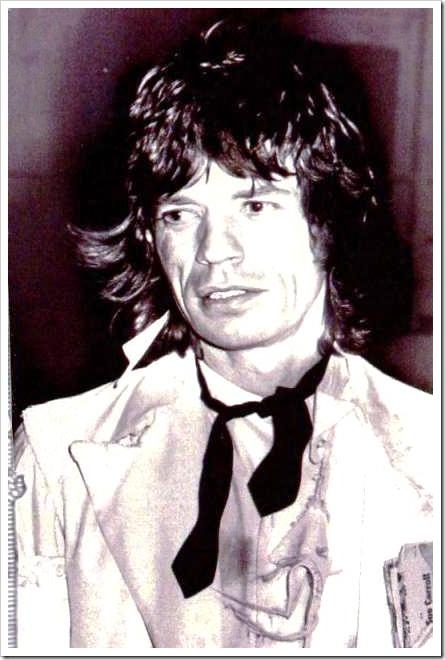 Mick Jagger, 1985