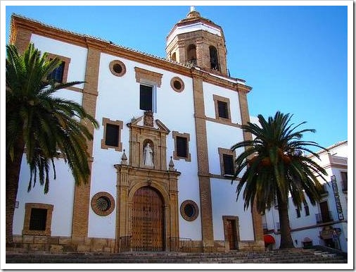 Convento Carmelita de Ronda