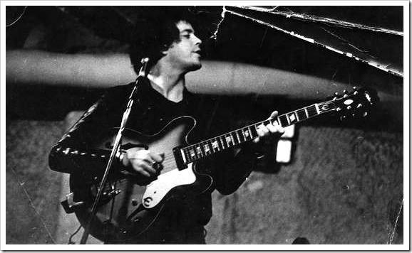 Lou Reed, 1973