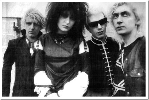 Siouxsie and the Banshees, 1980