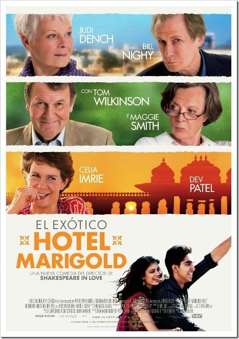 El exótico Hotel Marigold, 2011