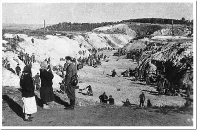 Excavación de Babi Yar