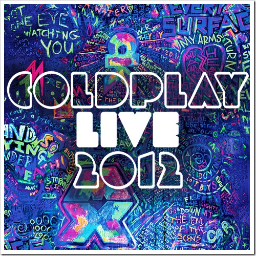 "Coldplay: ""Live-2012"""