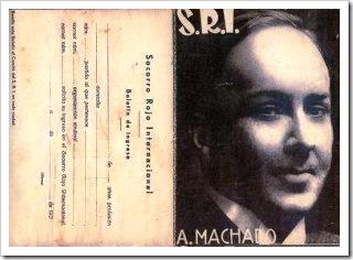 Carnet, Antonio Machado