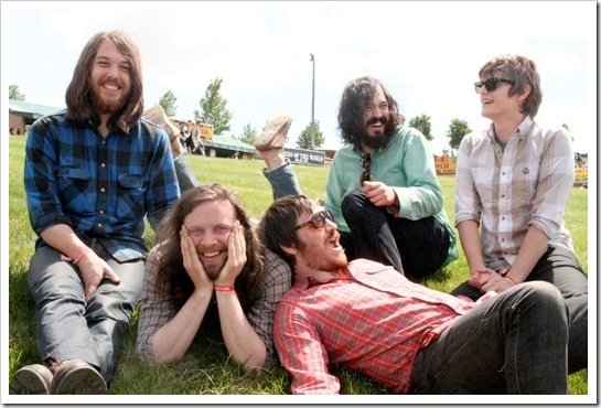 Fleet Foxes, 2008