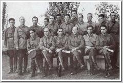 Militares españoles en la Academia Frunze