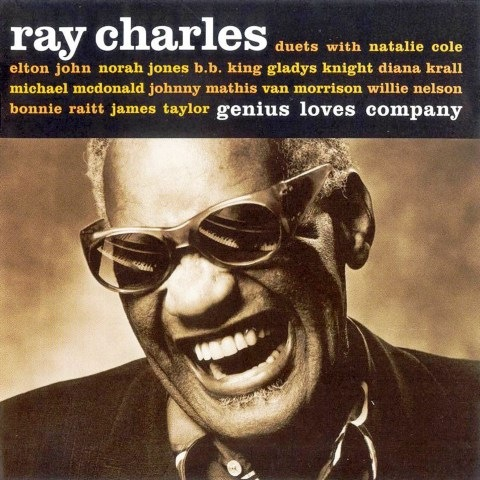 Ray Charles - Genio Del Blues