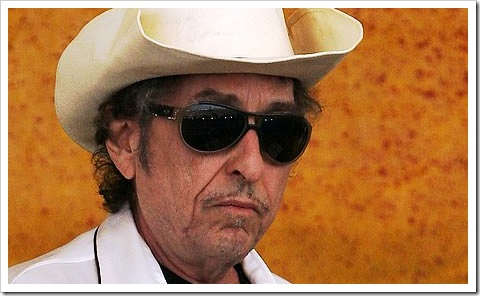Bob Dylan, New Orleans, 2006