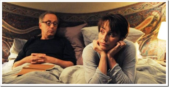 Fabrice Luchini y Kristin Scott Thomas