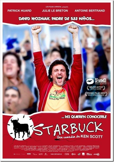 Starbuck, 2011