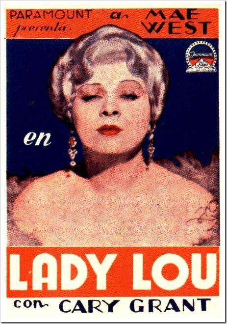 1933, Lady Lou