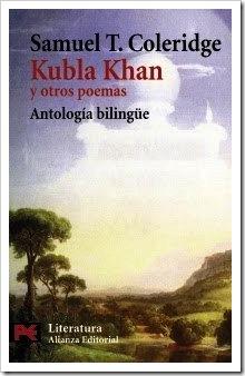 Kubla Khan y otros poema, Samuel T. Coleridge