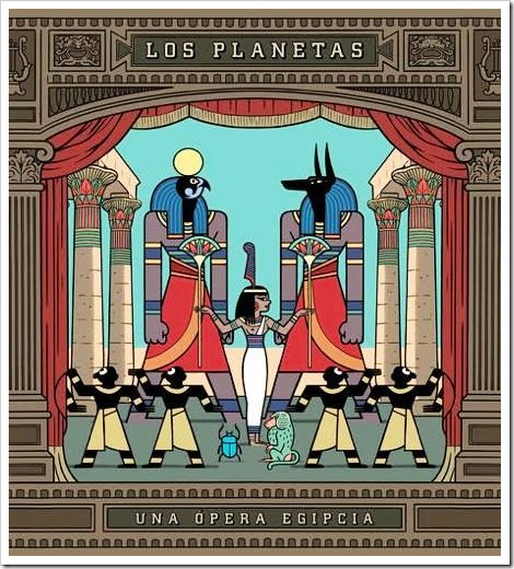 Una ópera egipcia, 2010