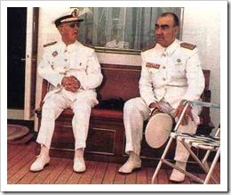 Franco y Carrero Blanco