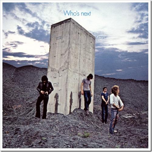 Who's Next, 1971
