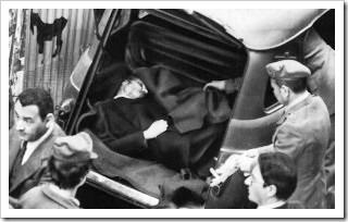Aldo Moro asesinado