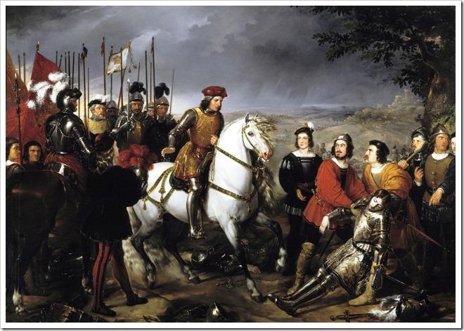 El Gran Capitán, batalla de Ceriñola