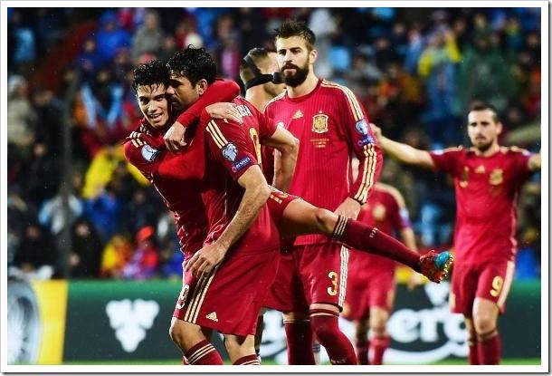 Luxemburgo vs España