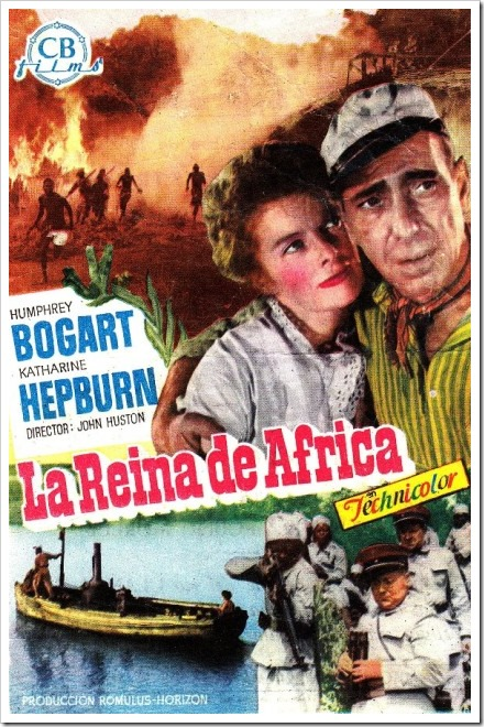 La reina de África, 1951