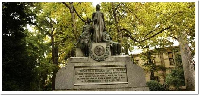 Estatua de Dato