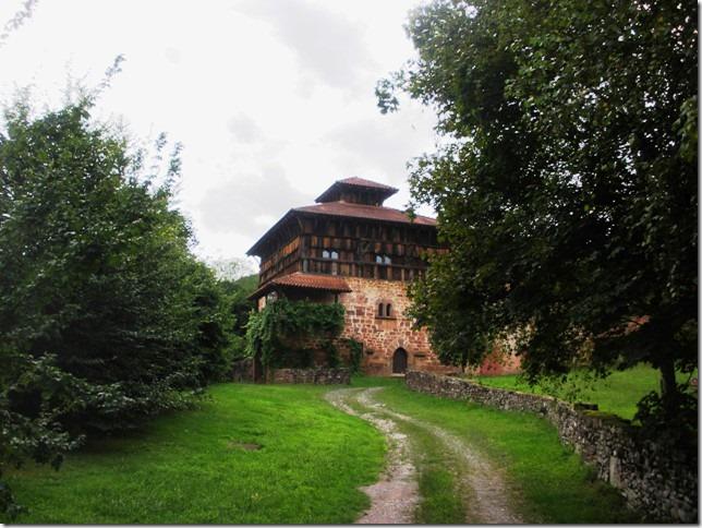Casa torre de Jauregizarrea. Arraioz